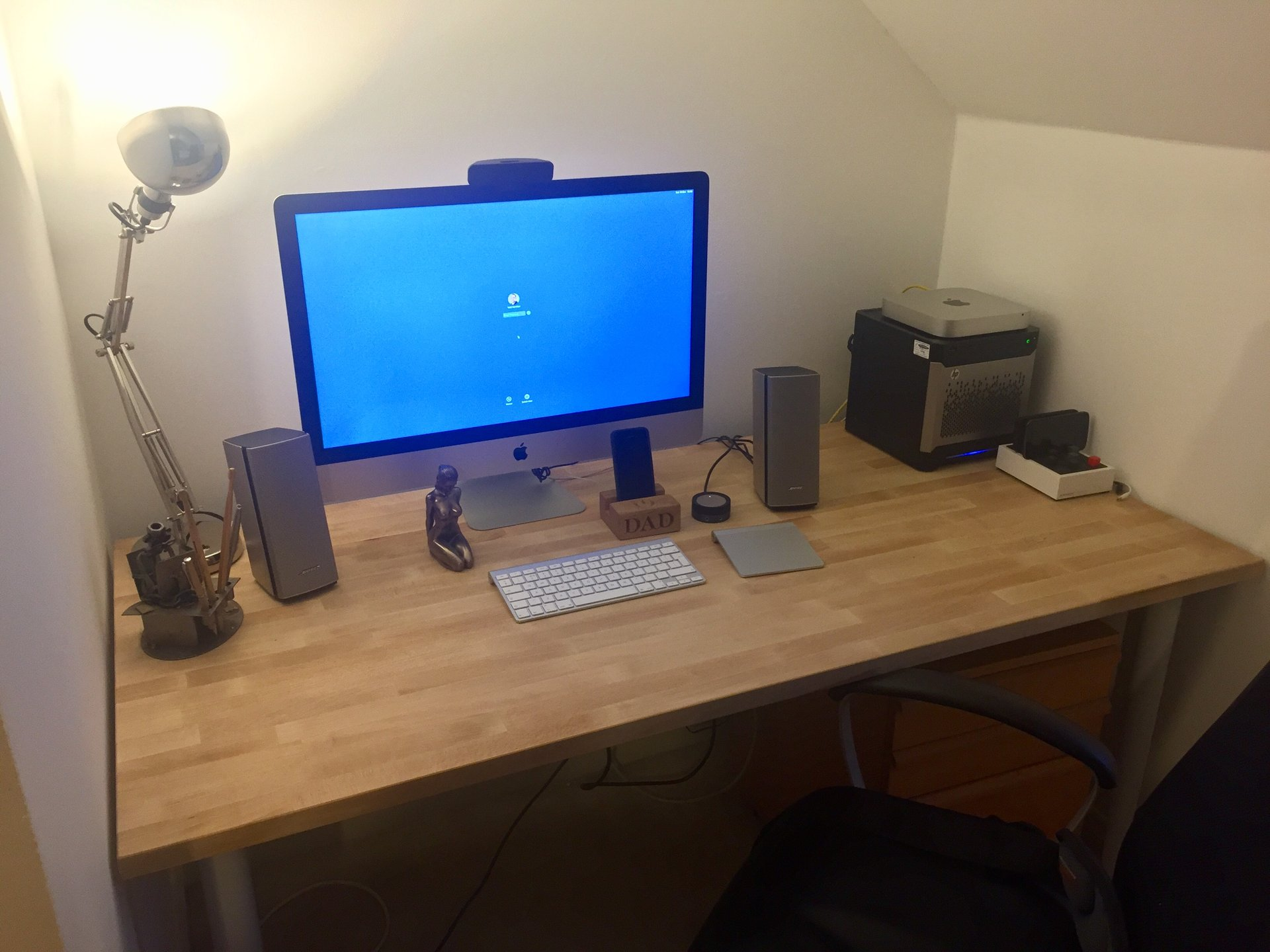 Ikea Standing Desk Hack Covid Edition