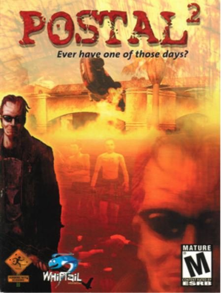 Unnecessary Game Reviews Postal 2