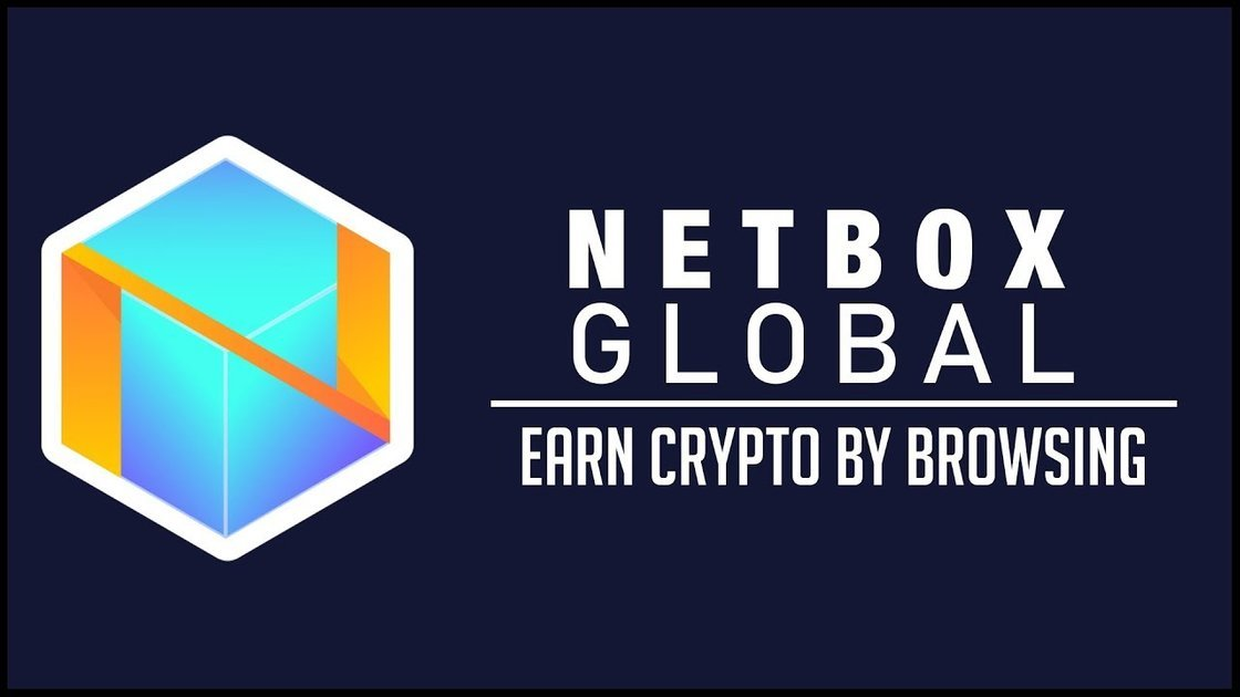 Netbox.Global starts Browser with Pay-to-surf model, Masternodes & PoS | Airdrop